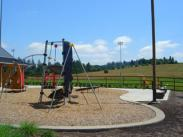 Hazelia Field Play Structure photo