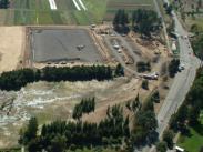 Hazelia Field Aerial photo 2