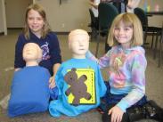 American Red Cross - Basic Aid Training Class