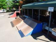 Looking to learn to drop in? If there ramps could tell stories there would be a long list of first drop-in's right here.