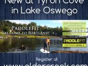 Paddle Fit in Lake Oswego