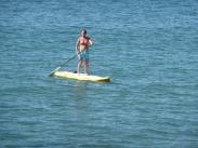 Stand Up Paddle Board with Alder Creek
