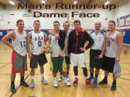 2015 Men's Runner-up: Dame Face