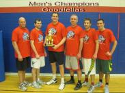 2015 Men's Champions: Goodfellas