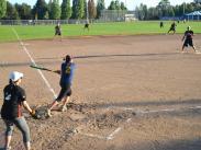 Adult Coed Softball