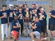 Men's Softball