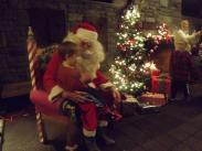 Christmas Tree Lighting:  A Festival of Twinkling Lights