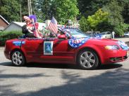Star Spangled Parade and Celebration