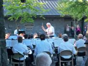 Millennium Concert Band July 3 Performance