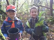 Cub Scouts Make an Impact!