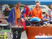 Tailgate Party Night  Friday April 7, 6-8pm ACC