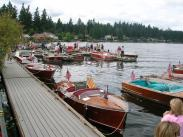 Category 3 – Lake Oswego's Events and Activities 1st Place – Wooden Boat Show by