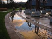 Category 2 – Places in Lake Oswego Honorable Mention – Cloud Reflections at Foot