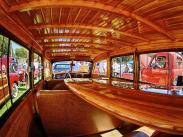 Category 1 - 2nd Place:  1938 Woody Wagon at George Rogers Park by Bruce C. Lee