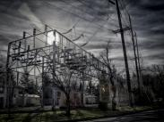 Cat 2 – Places in LO, 3rd Place: State St Power Station by Steven C Bilow