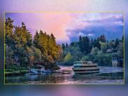 Category 7 - First Place: Crusin' on the River by Bill Eklund