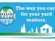 Healthy Water Begins at Home-Banner