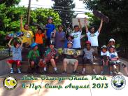 8-11 year old camp Aug. 6-8