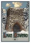 Oswego Furnace by Lanquist