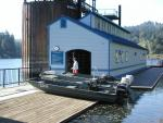 Water Sports Center Boathouse