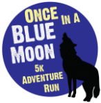 Once in a Blue Moon 5K Adventure Run