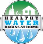 Healthy Water Begins at Home logo