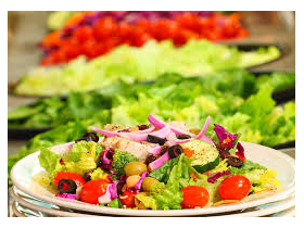 ACC Salad Bar