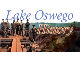 Lake Oswego History graphic