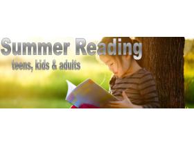 Lake Oswego Library Summer Reading