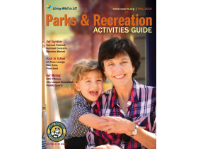 2016 Fall Parks & Recreation Activities Guide