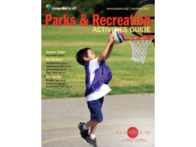 Summer 2017 Parks & Recreation Activities Guide