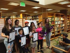 2016 Arbor Day Poetry Contest Winners