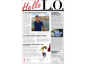 HelloLO - Lake Oswego's official newsletter