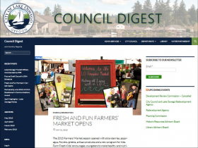 City of Lake Oswego Digest