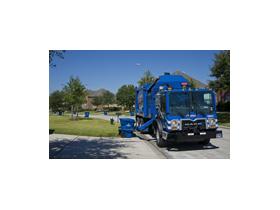 Allied Waste truck