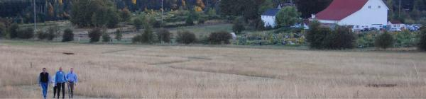 Luscher Farm Evening Stroll, 2010