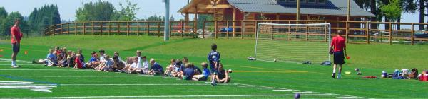 City of Lake Oswego Hazelia Field kids