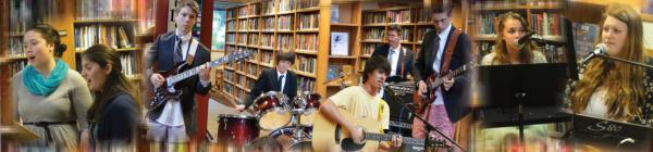 City of Lake Oswego Teen Music Night at the Library