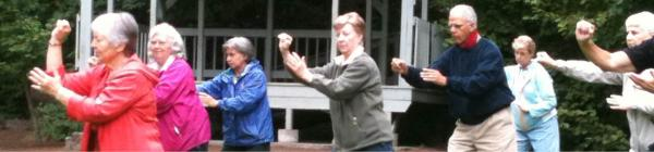 Lake Oswego Adult Community Center Summer Tai Chi