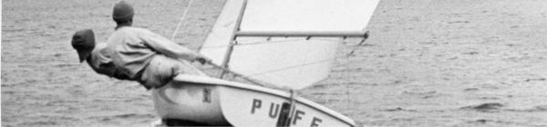 Historic Oswego Lake sailing