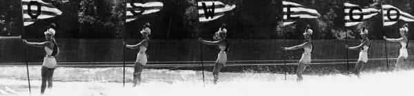 Historic waterskiers