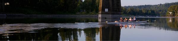 Willamette Rowing photo