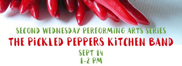 The Pickled Peppers Kitchen Band