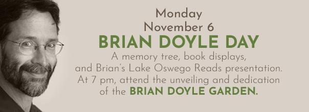 Brian Doyle