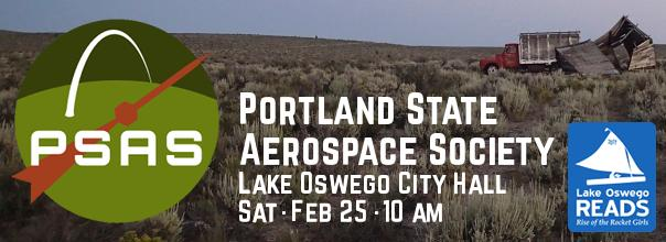 Portland State Aerospace Society