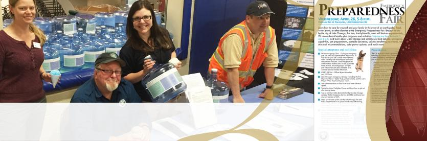 Lake Oswego Emergency Preparedness Fair