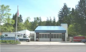 City of Lake Oswego South Shore Fire Station