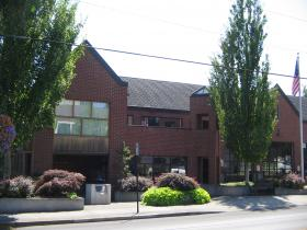 City of Lake Oswego Oregon Main Fire Station