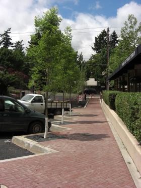 Leonard Street Walkway