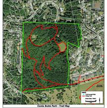 Cooks Butte Trail Plan